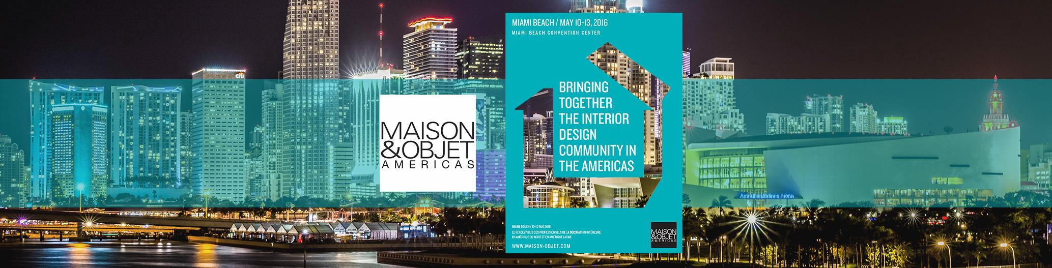 Maison & Objet Americas 2016